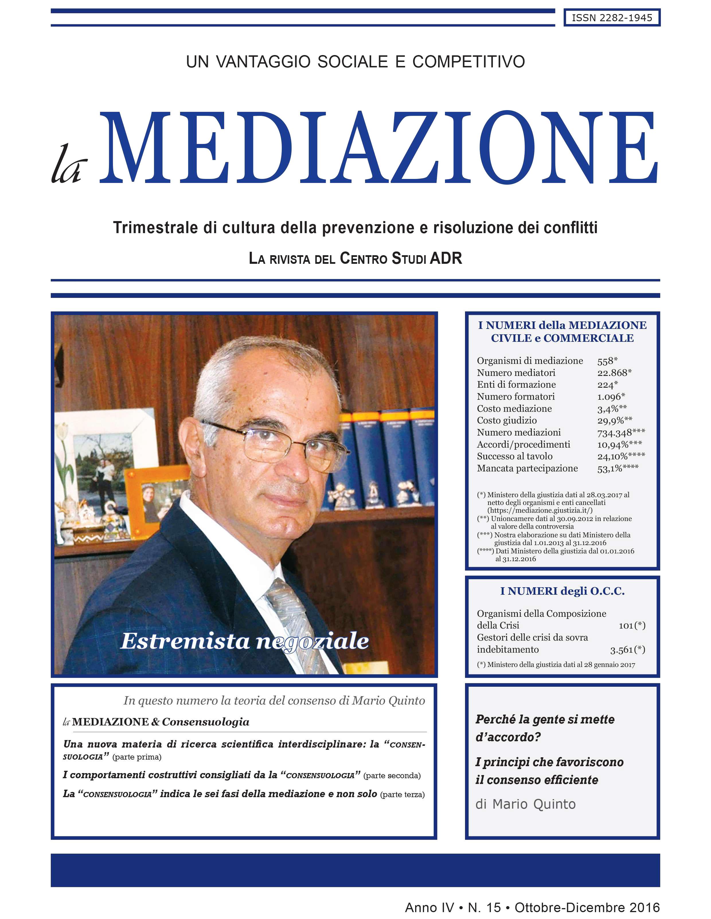 Estremista Negoziale di Marco Ceino
